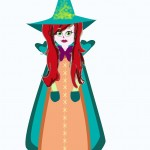 La bruja Carmela Crédito: Pepa Glez.