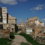 Pueblo Viejo de Belchite. Credito Turismo de Aragón