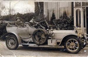 Silver Ghost 1916 Crédito: static.cargurus