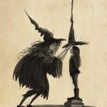 La malvada bruja Crédito: Colim Stimpson