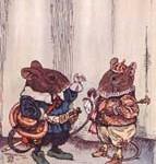 El ratón y el rey Buby I convertido en ratón
