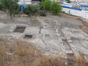Vista de las excavaciones Crédito: naukapolsce