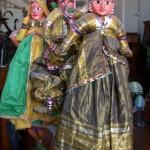 Marionetas indias Crédito: jadur.com