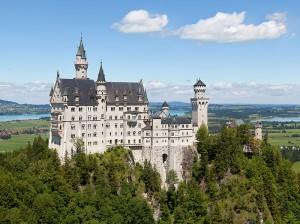 El imponente Castillo de Neuschwanstein