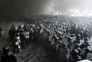 La batalla de Kiev