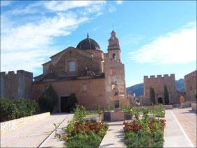 Monasterio de Santa María de la Valldigna en Simat