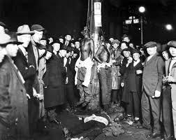 Violencia racial. Wikipedia.
