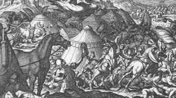 Asedio de Laquis