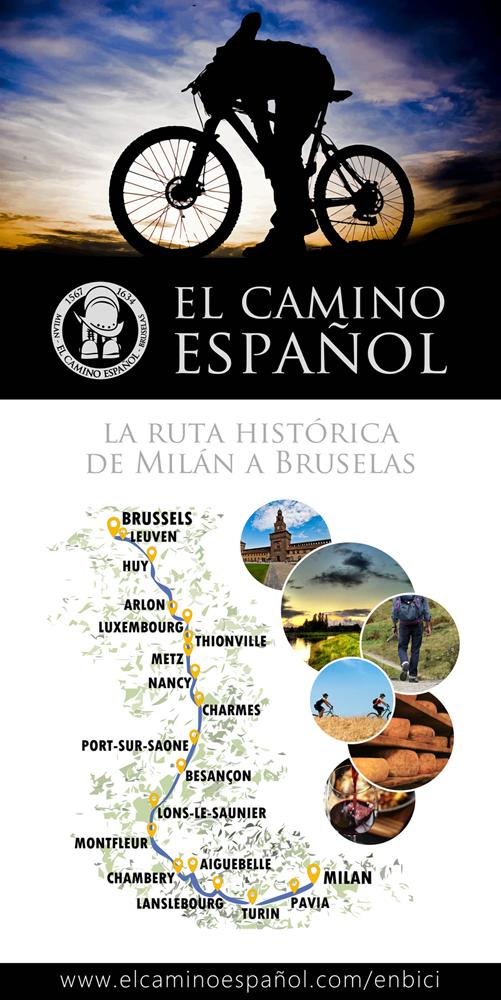 Camino Español Ruta 2015