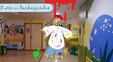 arte en los hospitales