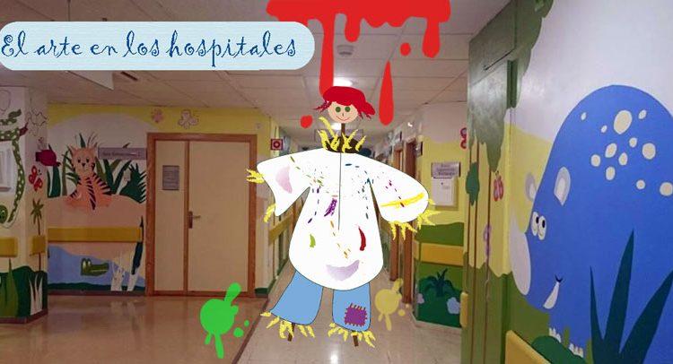arte en los hospitales